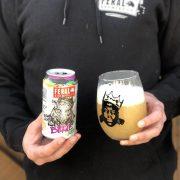 biggie hoodie beer 3