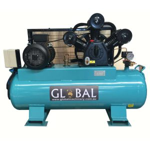 MCFS010-27cfm-3-phase-Electric-Air-compressor