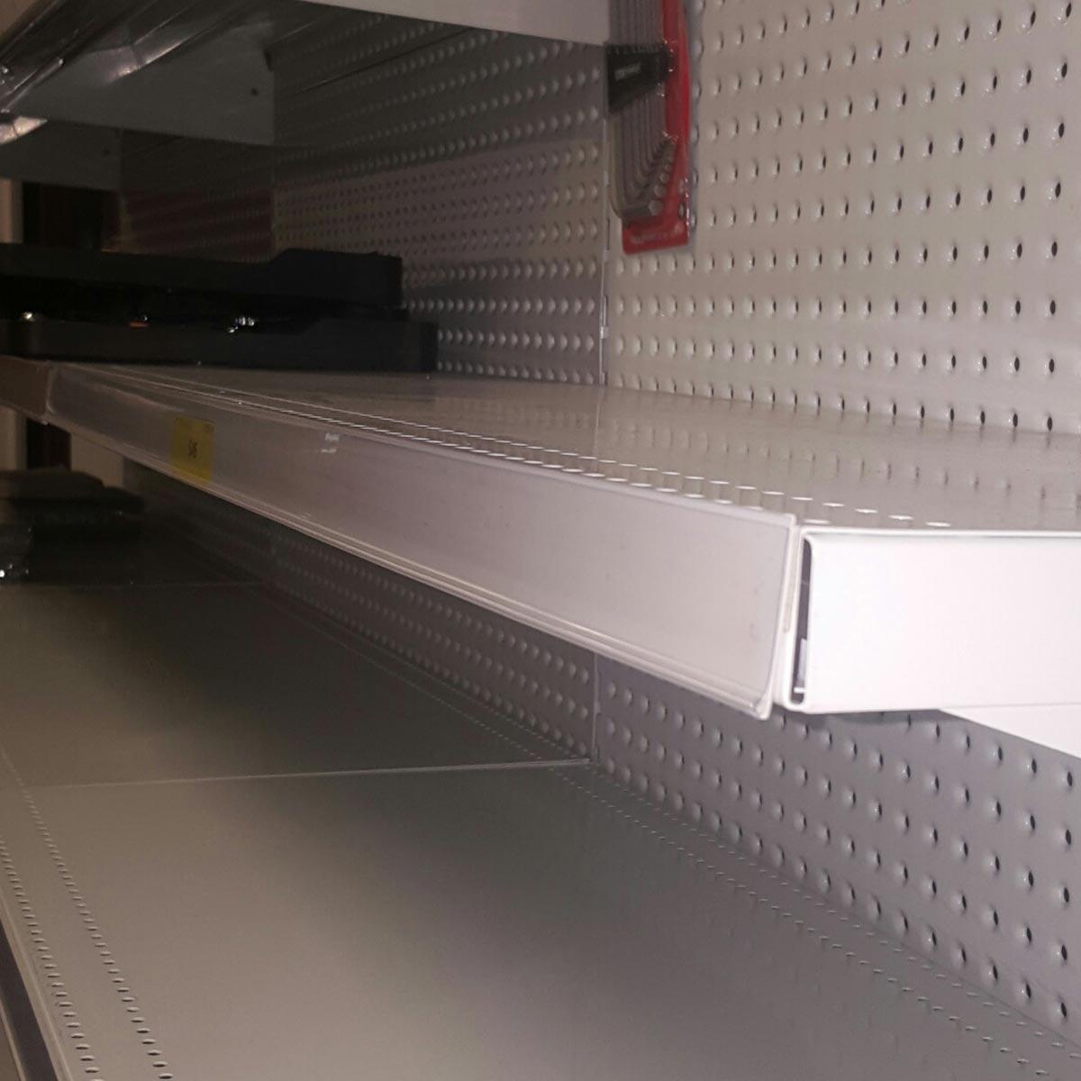 Gondola Data Ticket Strip for 900mm shelf