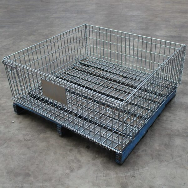 400mm Wire Cage for Pallets.