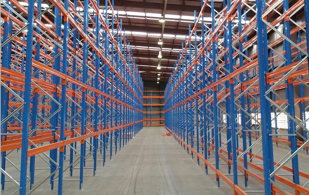 Selective pallet racking pallet racking melbourne global for Warehouse racking design software