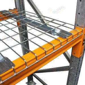 Mesh Deck for Pallet Racking details