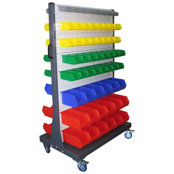 Mobile Trolley with bins