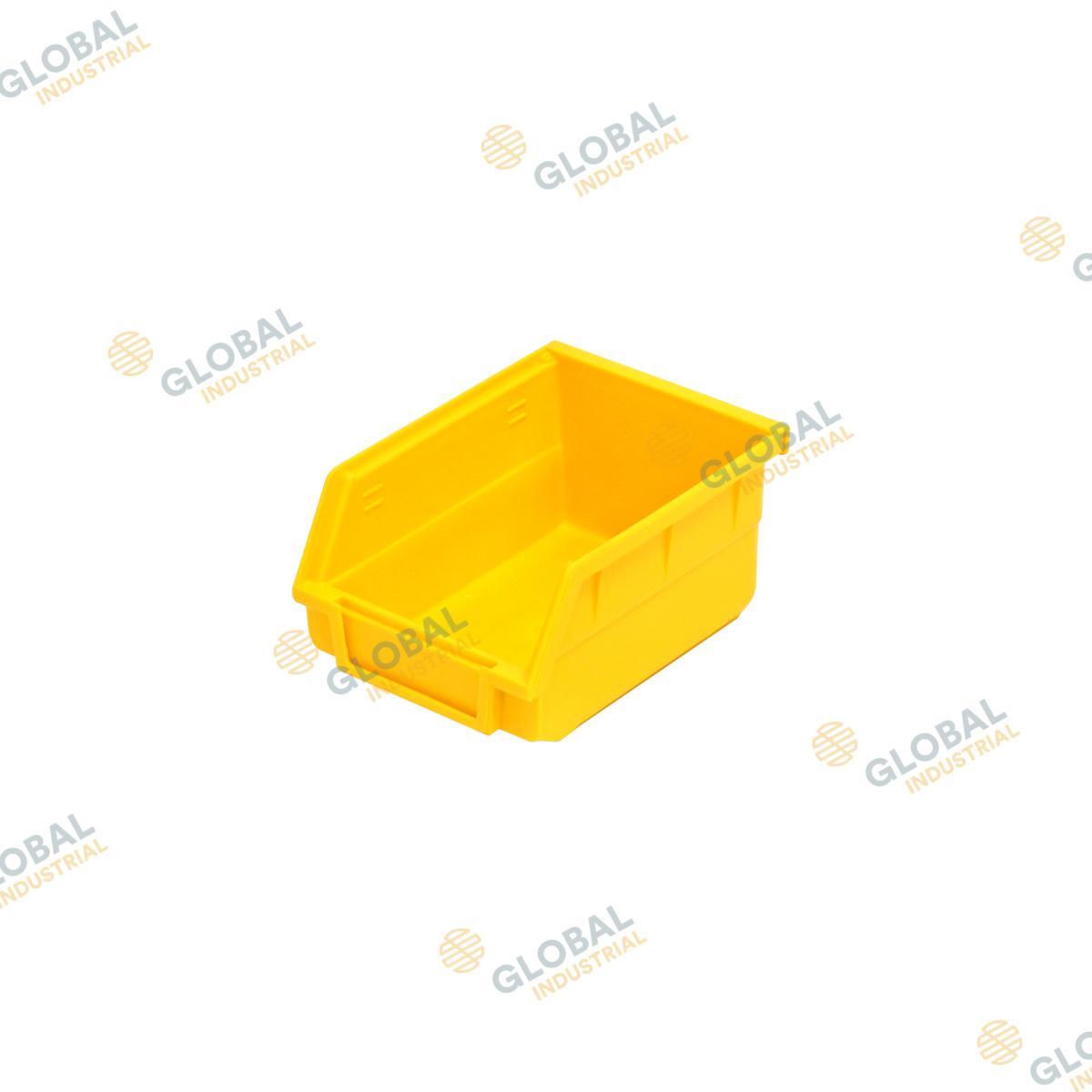 Yellow Parts Bin