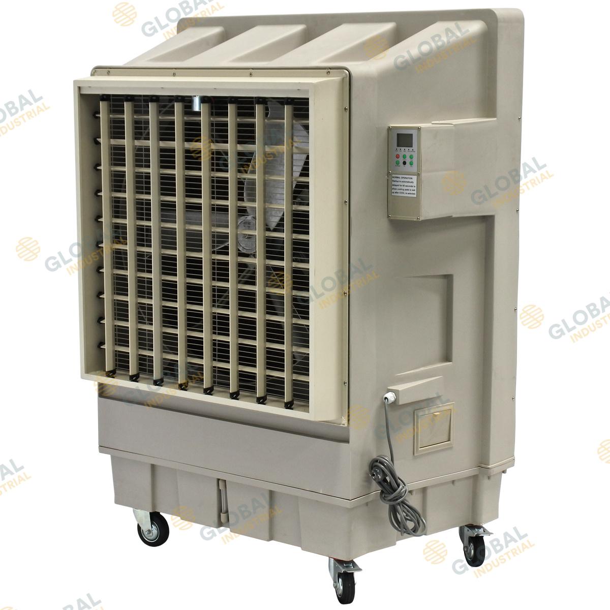 Evaporative Condensing Unit : Evaporative air conditioner portable