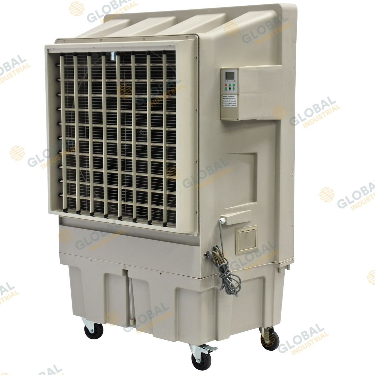 Air Cooler Units : Evaporative cooler portable air conditioner global ind