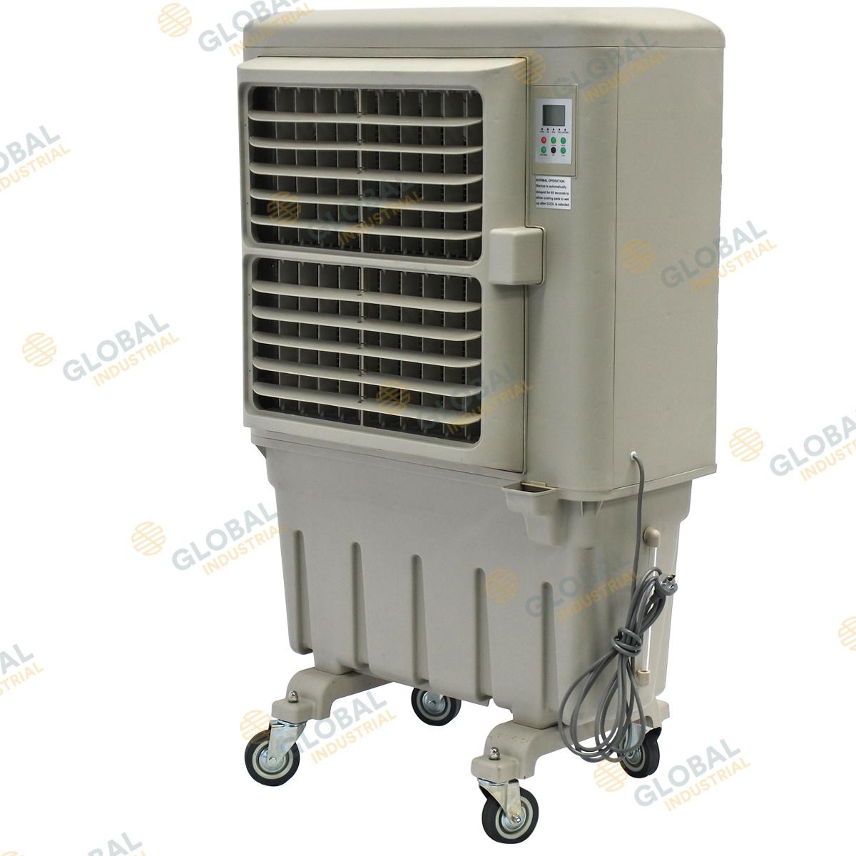 Evaporative Condensing Unit : Evaporative portable air conditioning unit small but