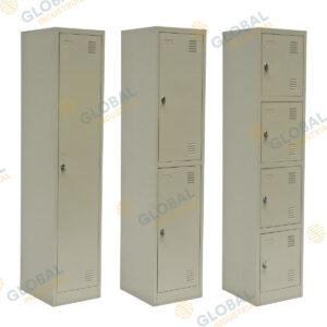 1, 2, 4 Door Locker