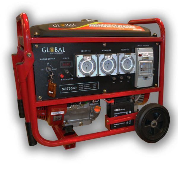 Petrol-Generator-GB7500R-2