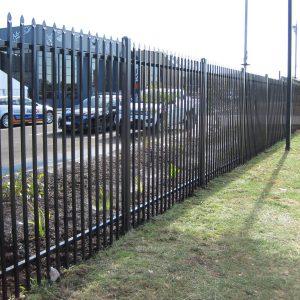 Garrison-fencing
