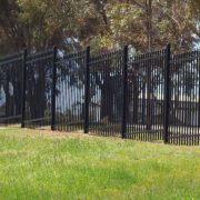 Steel-Picket-fencing