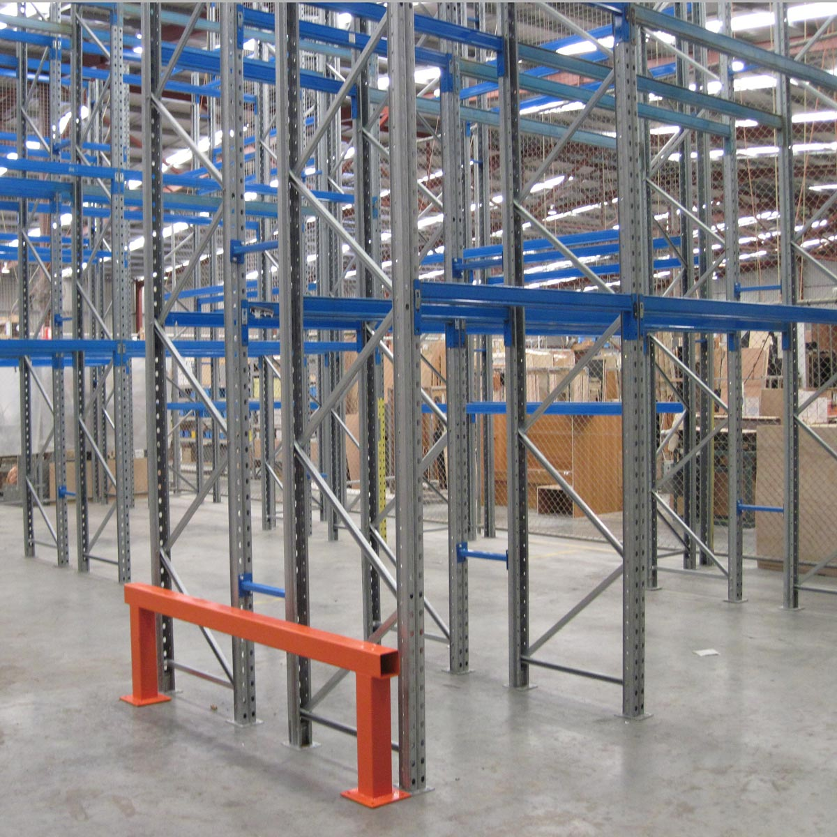 Second Hand Pallet Racking - APC