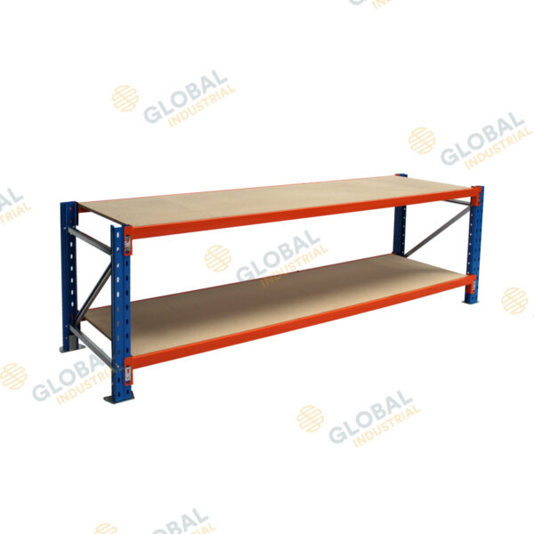 Pallet Racking 2 Tier Workbench