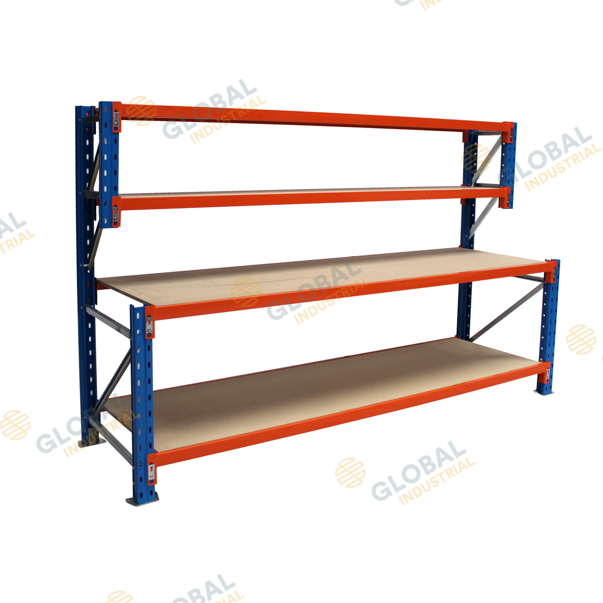 Pallet Racking 4 Tier Workbench