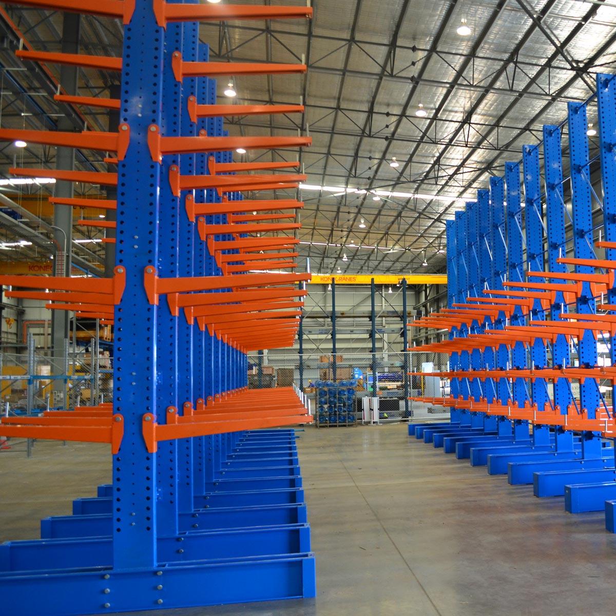 Heavy/Medium Duty Cantilever Rack