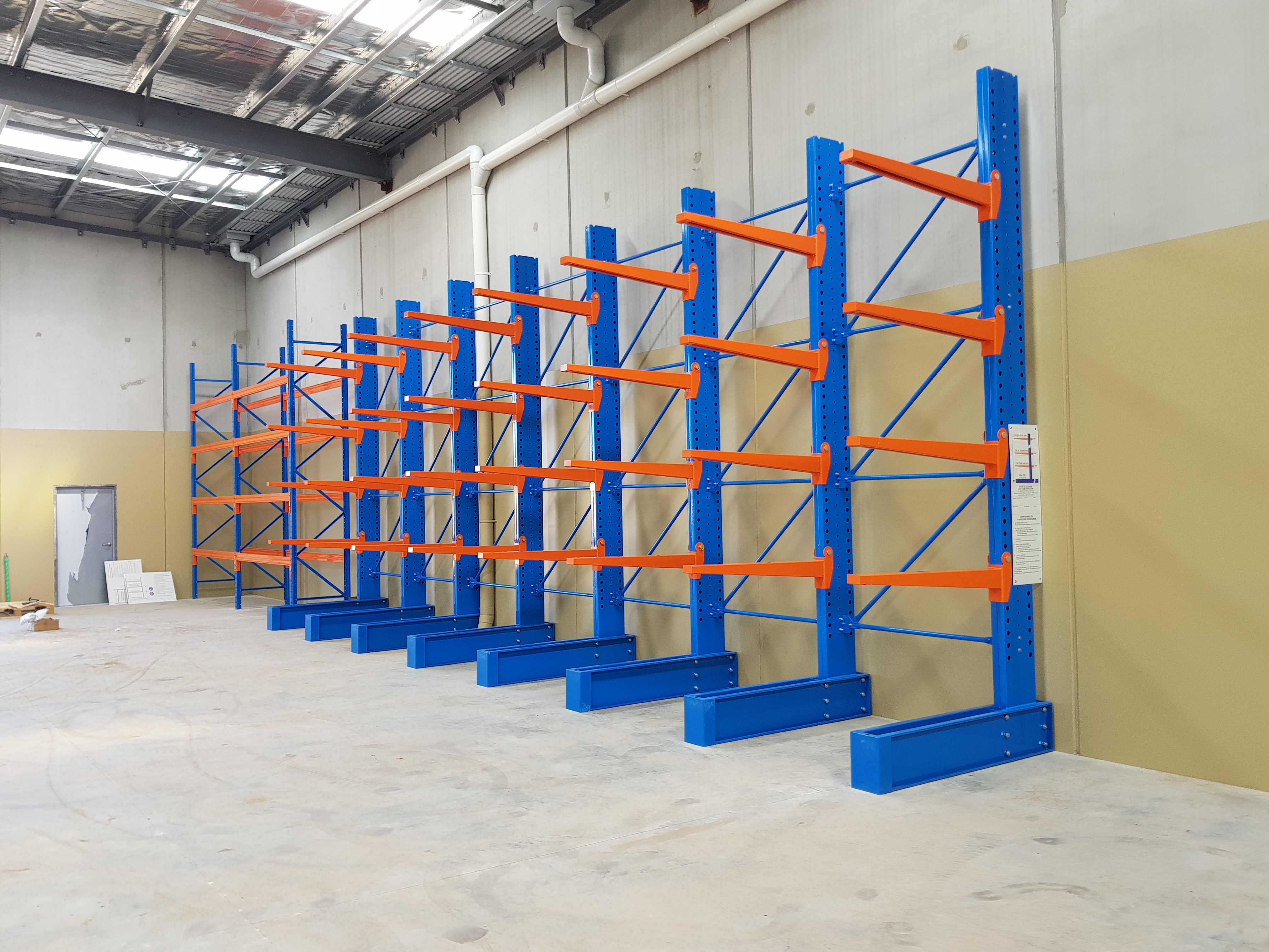 Heavy Duty Cantilever Racking Maximize Your Storage Space