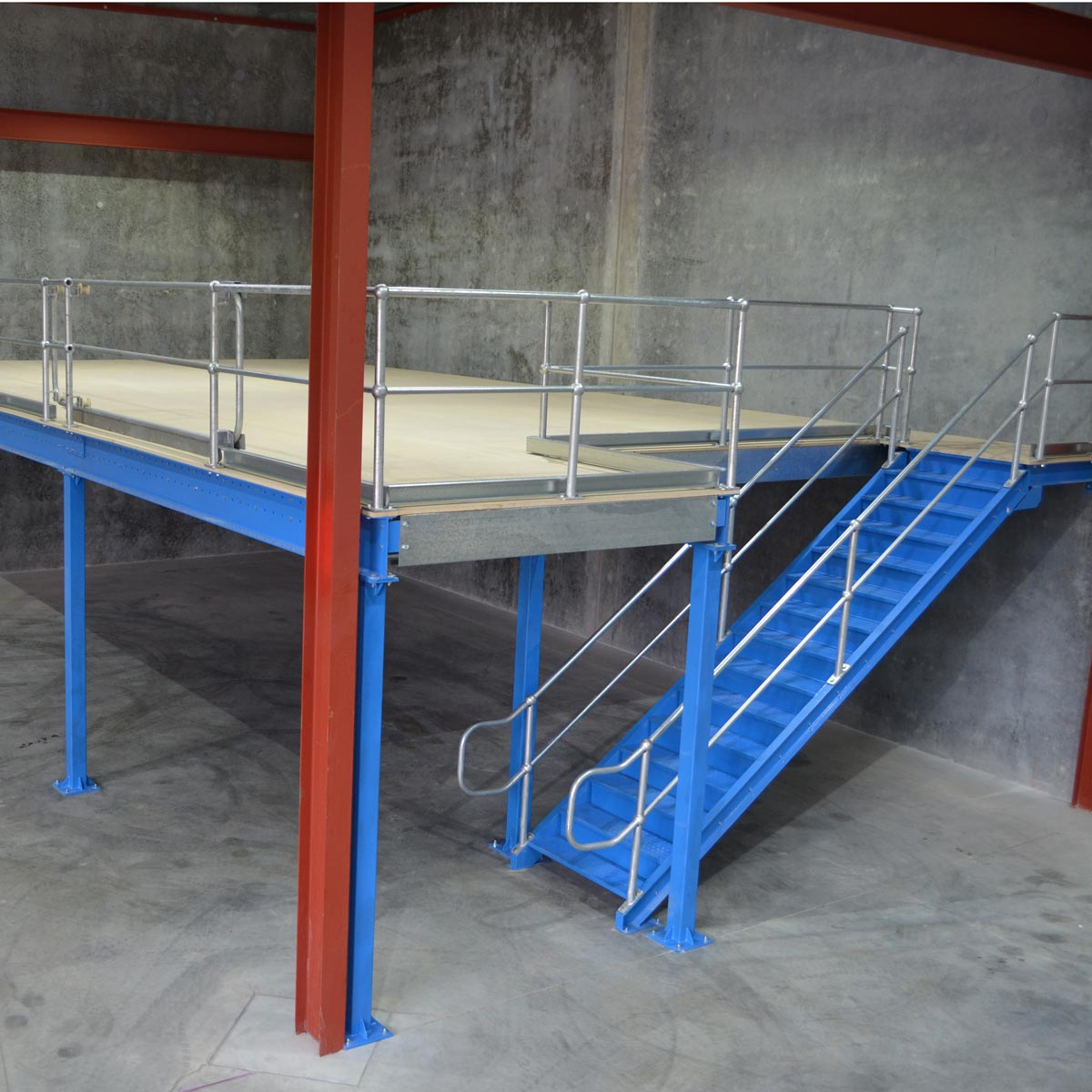 Structural Mezzanine Floors Example 3