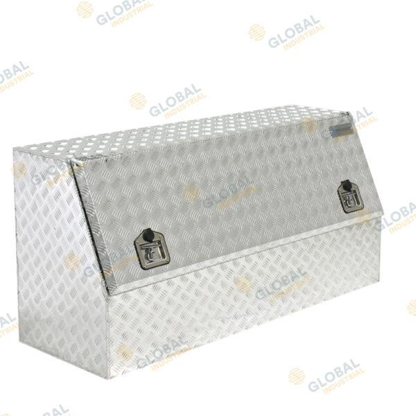 Half Open Ali Tool box