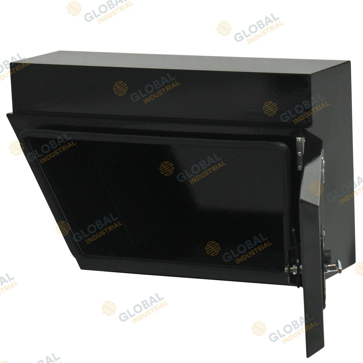 Black Right underbody toolbox