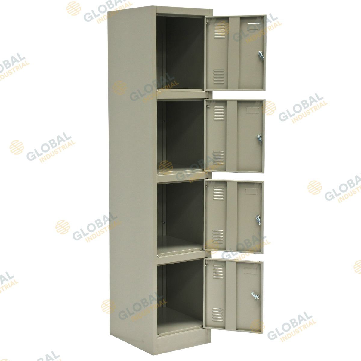 4 Door Single Locker