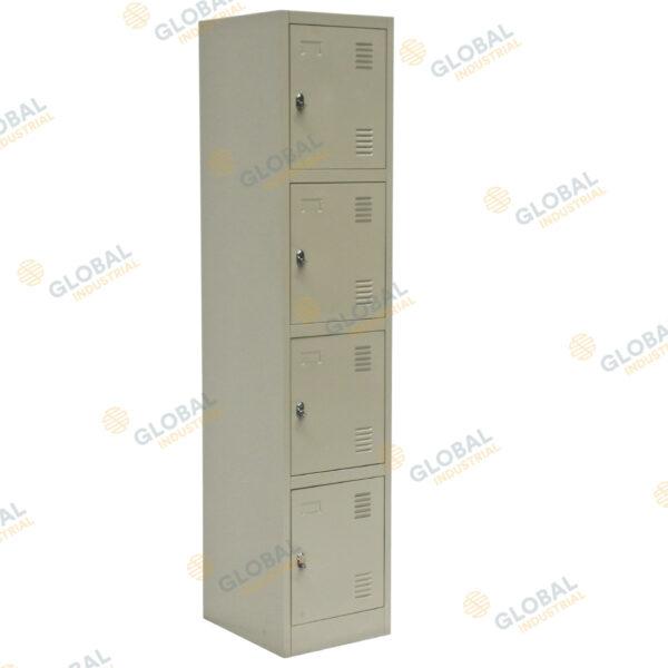 4 Door Single Locker