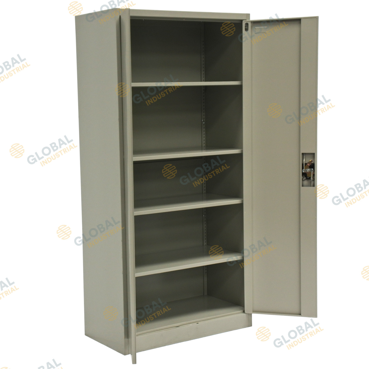 2 Door Stationary Cabinet