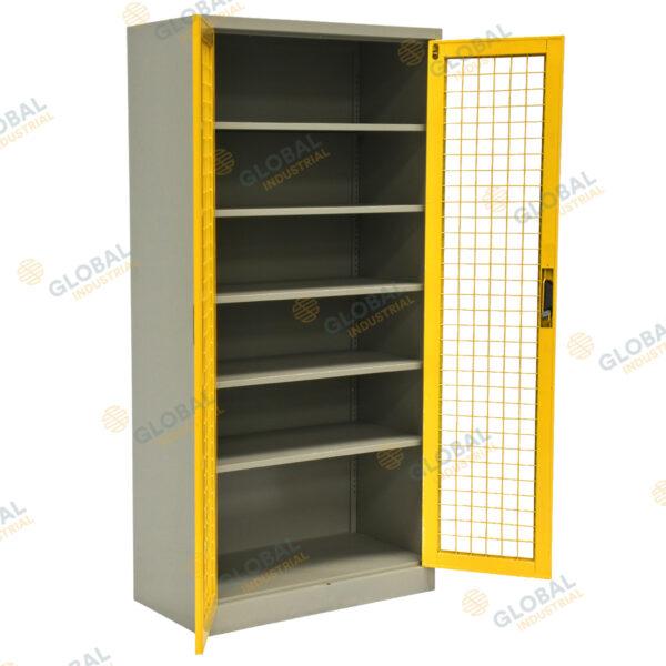 2 Door Mesh cabinet