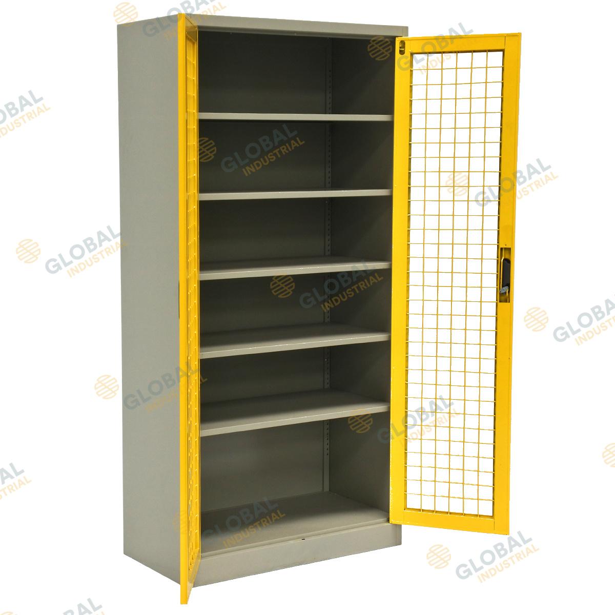 Mesh Door Cabinet Amp Mesh Cabinet Doors Cabinet With