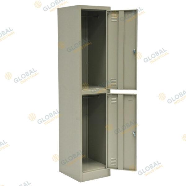 2 Door Single Locker