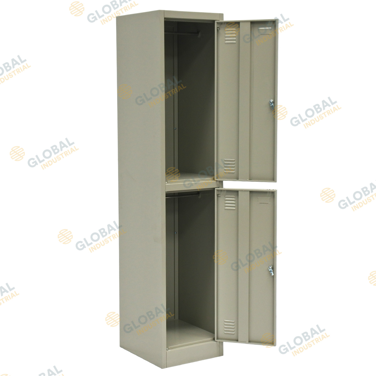 Single Width Lockers Large Enough To Store All Your Needs