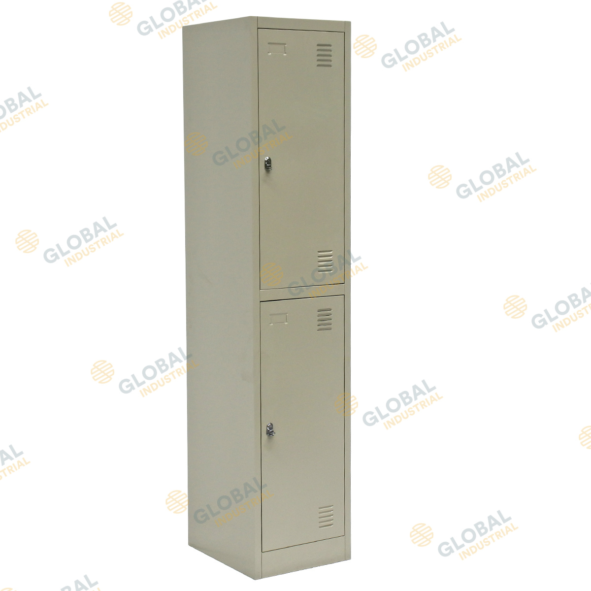 2 Door Single Locker