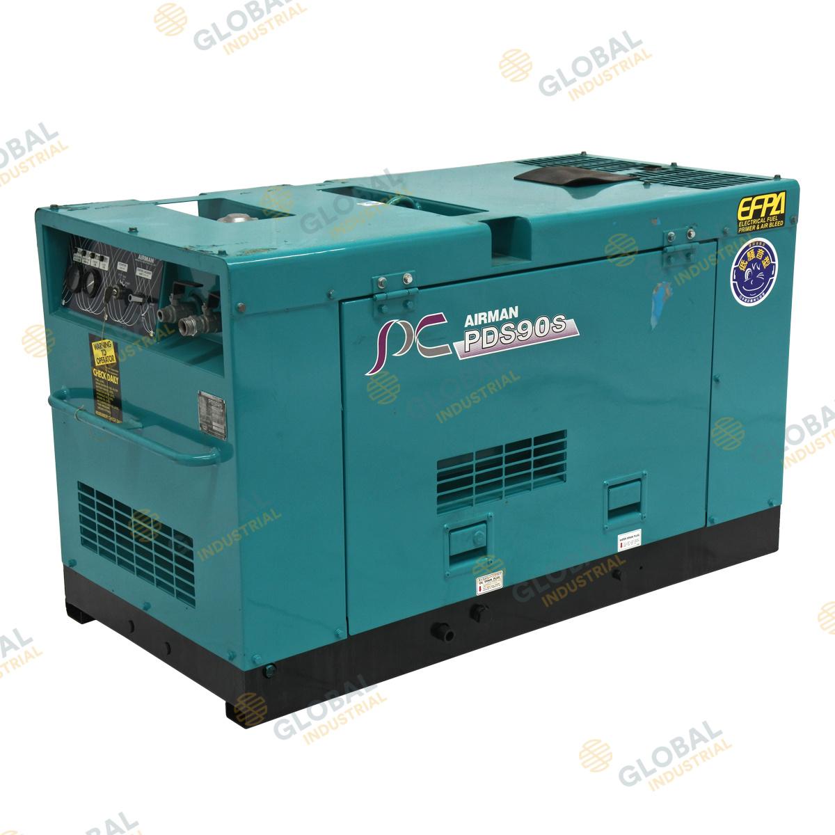 90CFM Airman Diesel Aircompressor