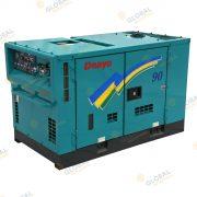 90CFM Denyo Diesel Aircompressor