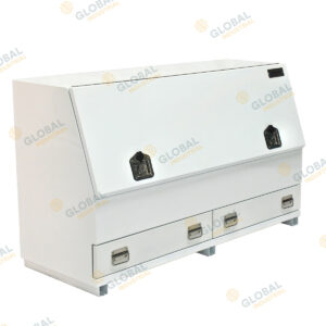 N Series unte tool box with 2 drawers