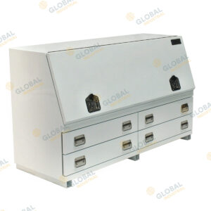 N Series tool box with 4 drawers