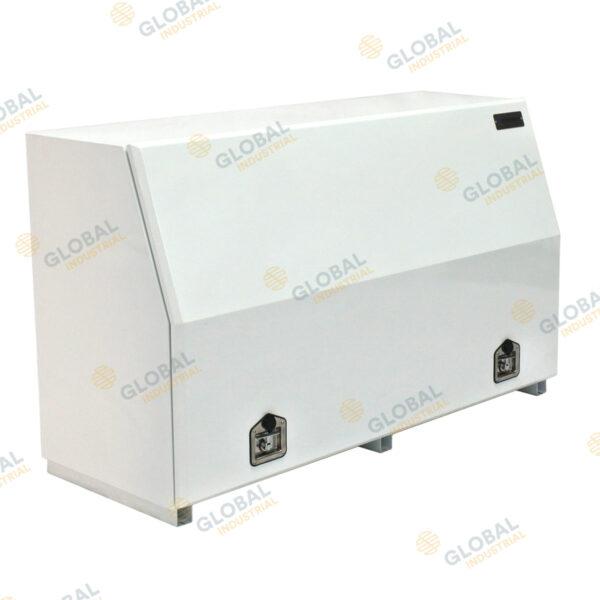 N Series Toolbox – Steel Minebox with Internal Drawers - Closed