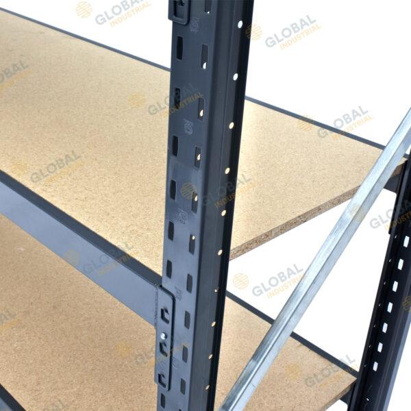 Longpspan chipboard decks