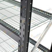 Longpspan mesh decks