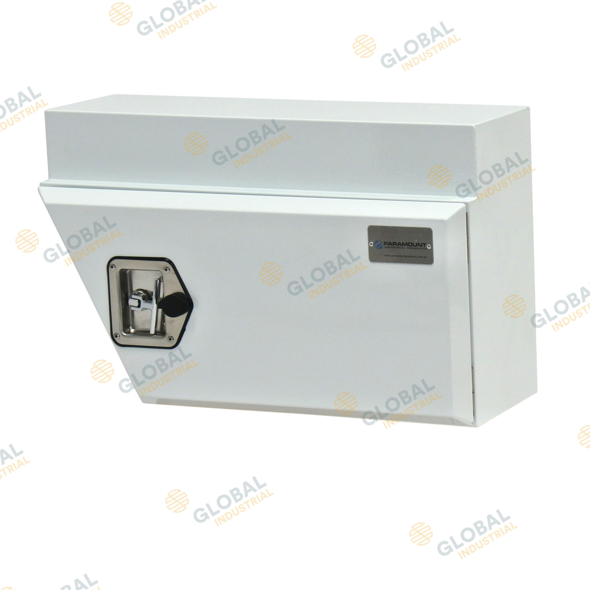 Right white unerbody toolbox