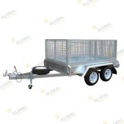 8x5ft Tandem Axle Trailer