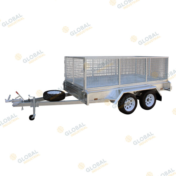 10x5ft Tandem Axle Trailer