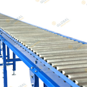 Conveyor Roller Bed