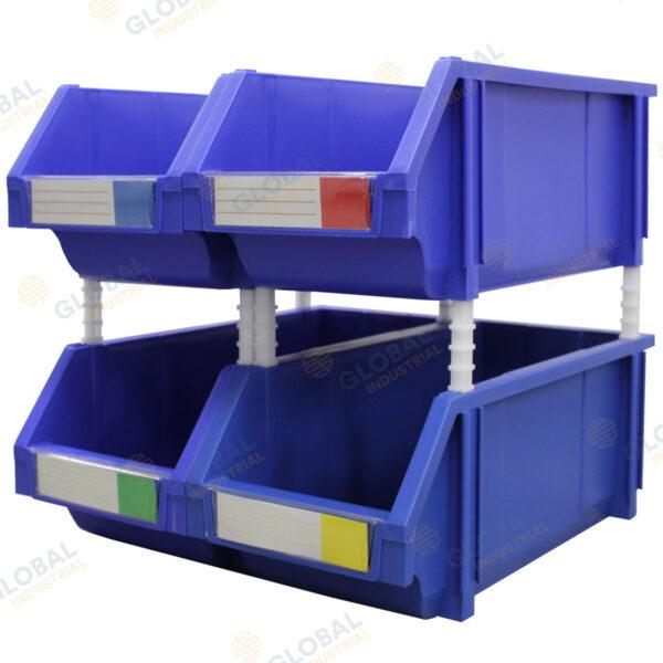 Stackable Parts Bins - Front