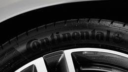 HSV Gen-F GTS Continental Tyres