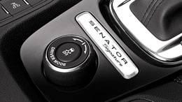 HSV Gen-F GTS Driver Preference Dial