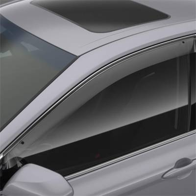 Slimline Weathershields
