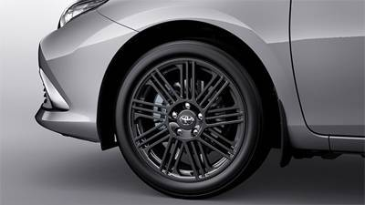 Pitlane II Alloy Wheels