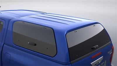 Canopy - Lift-Up Windows (SR5)