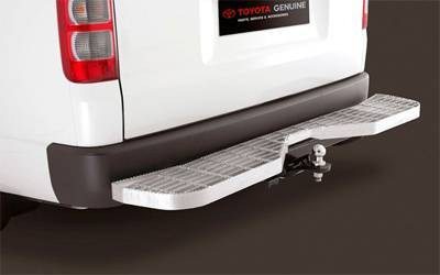 HiAce Towbar[G6] with Technician Step