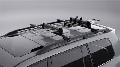 Ski & Snowboard Carrier (Roof Racks sold separately)